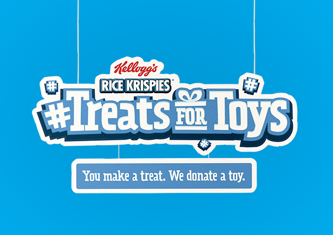 Rice Krispies: Treats for Toys