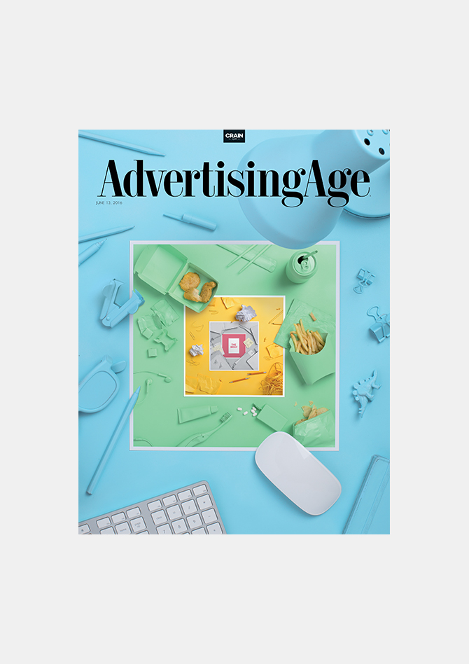 Advertising Age Cover Competition